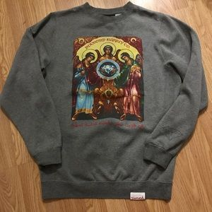 Diamond Supply Co Graphic Crewneck Sweatshirt